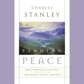 Finding Peace by Charles Stanley and Charles F Stanl...