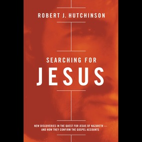 Searching for Jesus by Robert J. Hutchinson and Bill Russe...