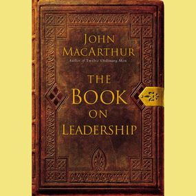 Book on Leadership by John MacArthur and John F. MacArthu...