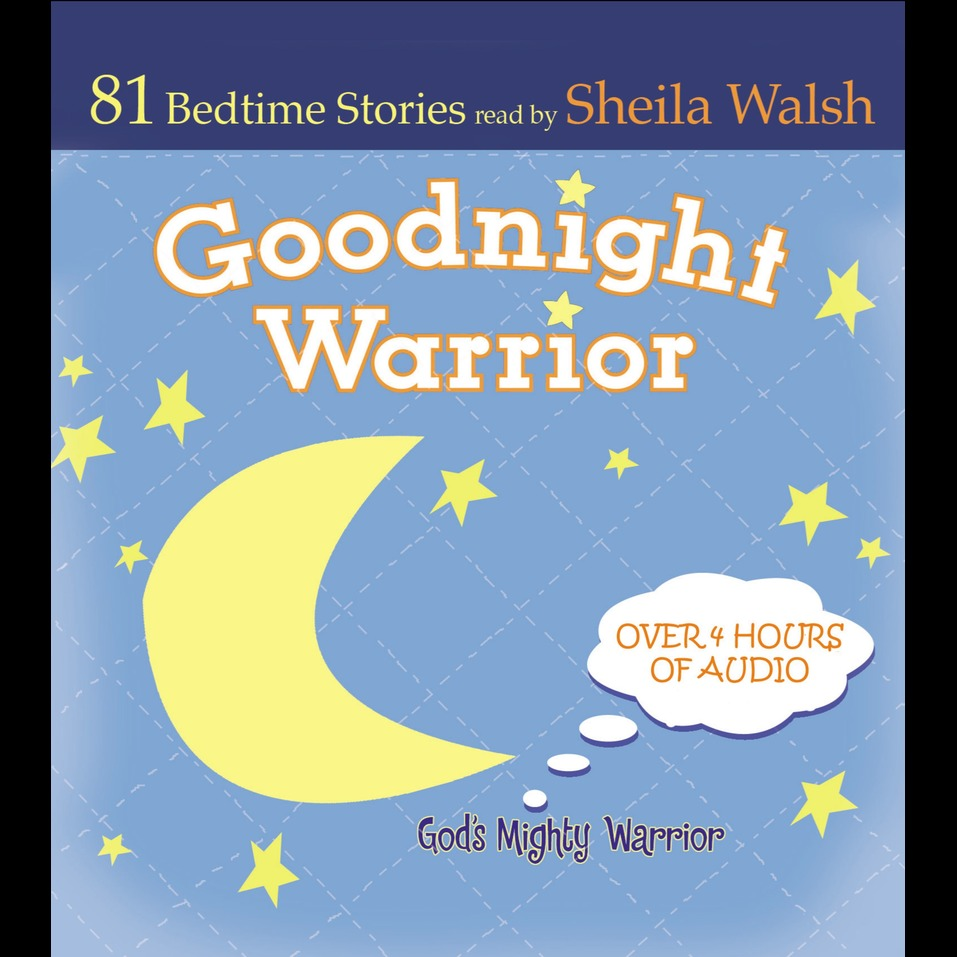gods mighty warrior devotional bible sheila walsh