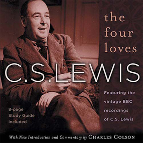 Four Loves by C.S. Lewis and C. S. Lewis...
