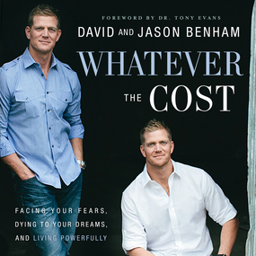 Whatever the Cost by David Benham and Jason Benham...