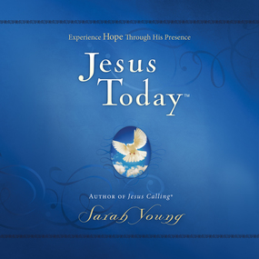 Jesus Today by Sarah Young and Bill Russell...