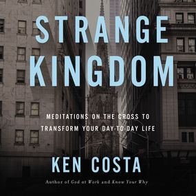 Strange Kingdom by Ken Costa and Basil Sands...