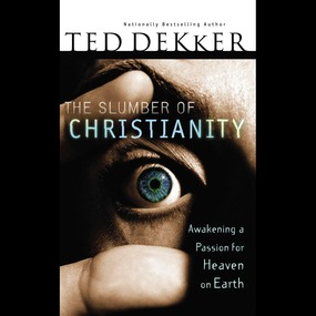 Slumber of Christianity by Ted Dekker and Kevin King...