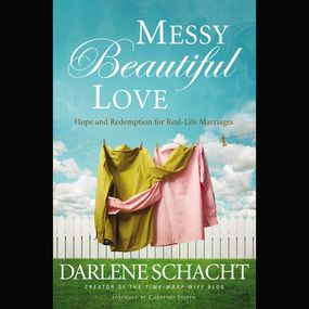 Messy Beautiful Love by Courtney Joseph and Darlene Schacht...