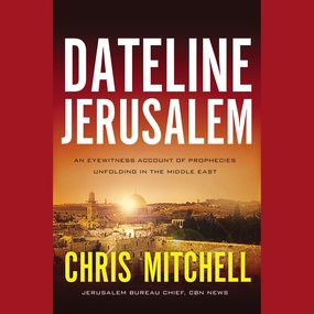 Dateline Jerusalem by Chris Mitchell and Maurice England...