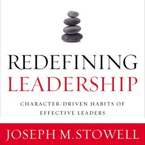 Redefining Leadership by Joseph M. Stowell and Maurice Engla...