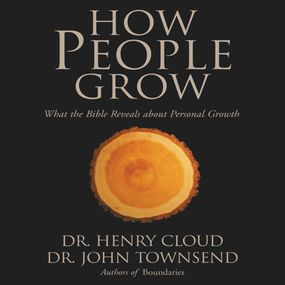 How People Grow by John Townsend, Henry Cloud and Henr...