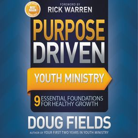 Purpose Driven Youth Ministry by Doug Fields and Adam Black...