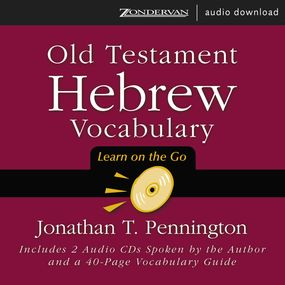 Old Testament Hebrew Vocabulary by Jonathan Pennington and Jonathan T....