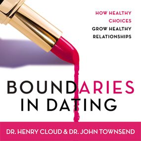 Boundaries in Dating by John Townsend, Henry Cloud, Jonatha...