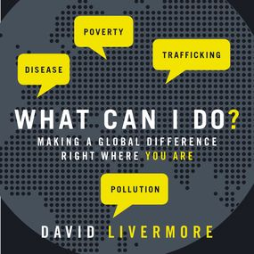 What Can I Do? by David Livermore and Tom Parks...