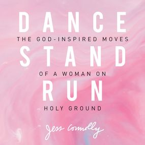 Dance, Stand, Run by Jess Connolly...
