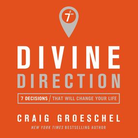 Divine Direction by Craig Groeschel and Van Tracy...