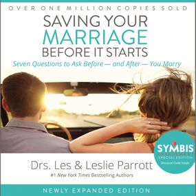 Saving Your Marriage Before It Starts by Leslie Parrott and Les Parrott...