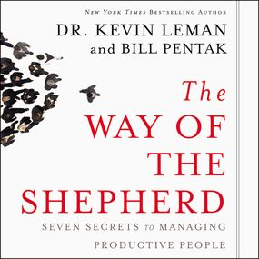 Way of the Shepherd by Kevin Leman, William Pentak and Mar...