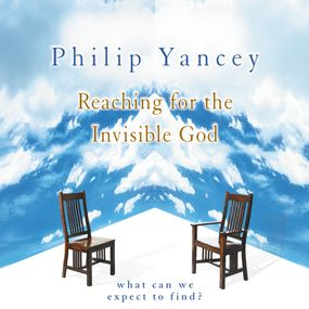 Reaching for the Invisible God by Philip Yancey, Jay Charles and Phil...