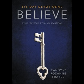 Believe 365-Day Devotional by Randy Frazee, Rozanne Frazee, Van T...