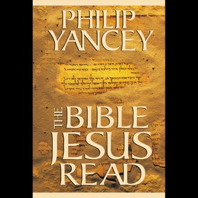 Bible Jesus Read by Philip Yancey and Maurice England...