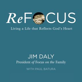 ReFocus by Jim Daly...