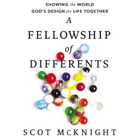 Fellowship of Differents by Scot McKnight and Van Tracy...