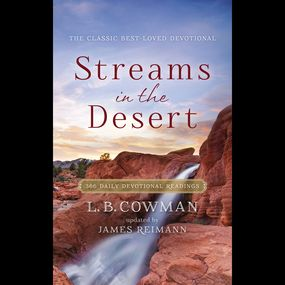 Streams in the Desert by L. B. E. Cowman and Diana Batarseh...