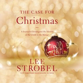 Case for Christmas by Lee Strobel and Dick Fredricks...