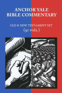 Anchor Yale Bible Commentary Full Set - AYB (91 Vols.)