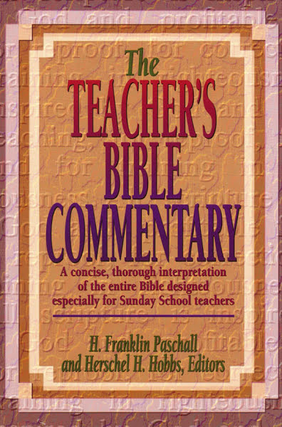 Teacher's Bible Commentary