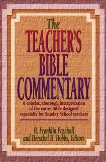 Teacher's Bible Commentary