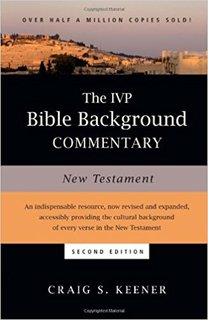 IVP Bible Background Commentary: New Testament, Second Edition