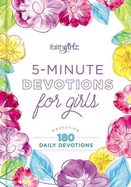 5-Minute Devotions for Girls