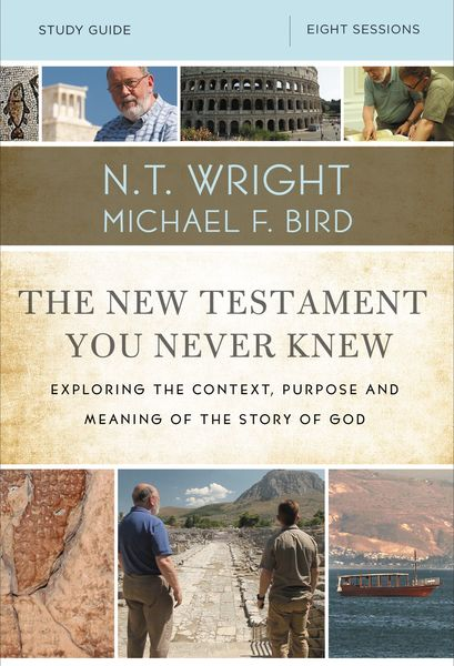 New Testament You Never Knew Study Guide