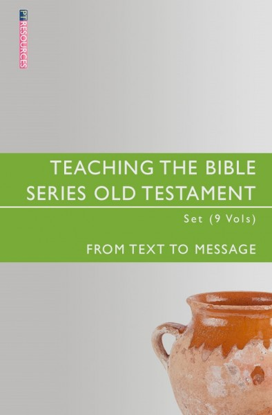 Teaching the Bible Series Old Testament Set (9 Vols.)