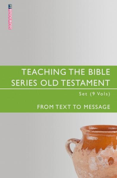 Teaching the Bible Series Old Testament Set (9 Vols.)