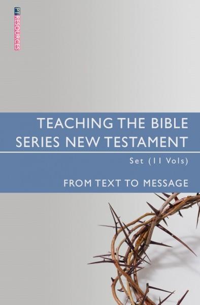 Teaching the Bible Series New Testament Set (11 Vols)