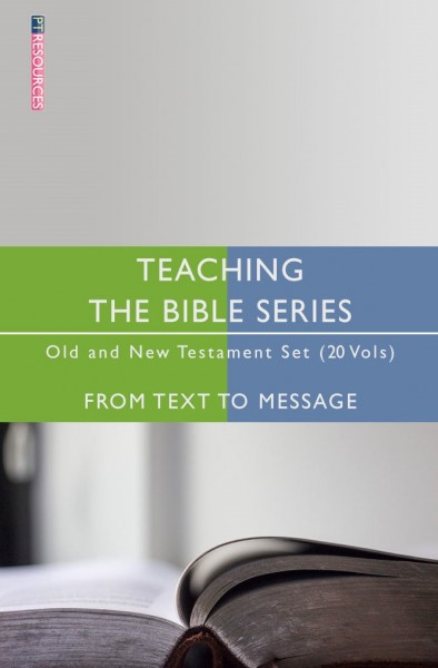 Teaching the Bible Series Old and New Testament Set (20 Vols)