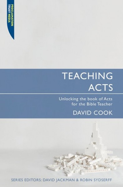 Teaching Acts: Teaching the Bible Series