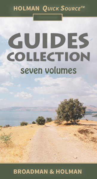 Holman QuickSource Guides Collection (7 Vols.)