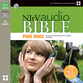 NIrV Audio Bible, Pure Voice