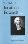 Works of Jonathan Edwards: Volume 14 - Sermons and Discourses, 1723-1729