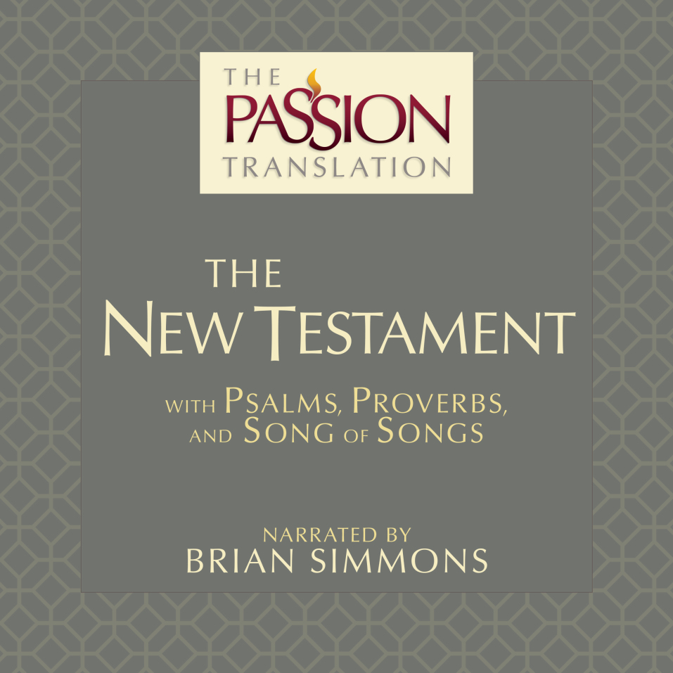 The Passion Translation Audio Bible