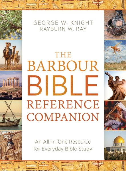 Barbour Bible Reference Companion