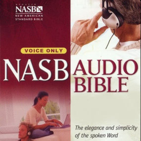 NASB Audio Bible, Read by Stephen Johnston for the Olive