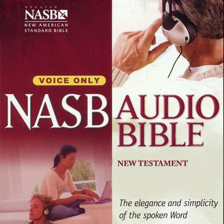 NASB Audio Bible: New Testament, Read by Stephen Johnston