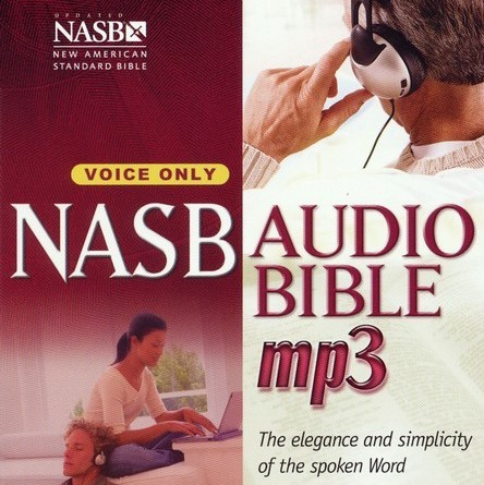 NASB Audio Bible: Old Testament, Read by Stephen Johnston