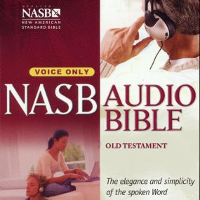 NASB Audio Bible: Old Testament, Read by Stephen Johnston