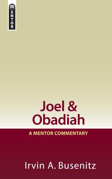 Mentor Commentary: Joel & Obadiah (MOT)