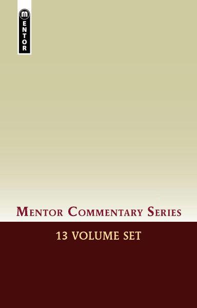 Mentor Commentary Series (13 Vols.) - MNT & MOT